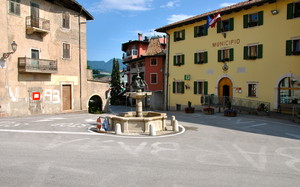 Piazza Cigni