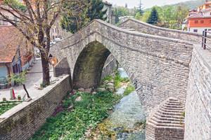 Ponte Romano sul Biscubio