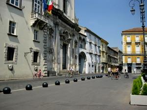 Capua piazza dei Giudici