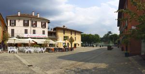 Piazza de Cristoforis, Sesto Calende