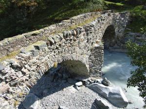 Antico ponte di Bogone, Balme