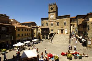 Piazza della Repubblica – Cortona