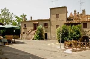 Bolgheri – Piazza Bionda Maria