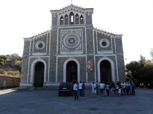 Piazza della Chiesa di Santa Margherita di Cortona