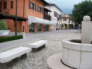 Piazza del Municipio – Budoia (PN)