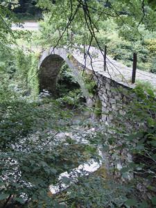 Antico ponte sullo Strona, Valstrona