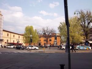 Piazza San Marco a Firenze
