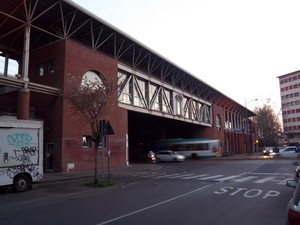 Ponte allo Statuto a Firenze