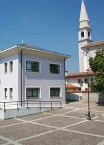Piazza Umberto I' – Vivaro (PN)