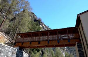 Ponte della Bagnada in Valmalenco