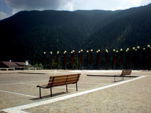 La calma della piazza
