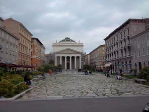 Piazza Sant'Antonio Taumarturgo o Sant'Antonio Nuovo – Trieste