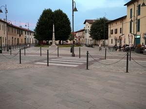 La piazza dell'eroe dei due mondi