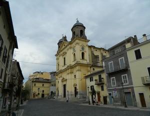 Sotto la Chiesa di San Giovanni