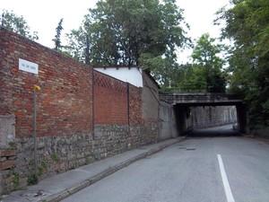 Ponte ferroviario in via San Sabba – Trieste