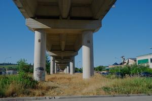 Un ponte per l'aereoporto
