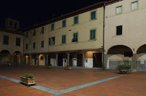 Piazza Iacopo Landino
