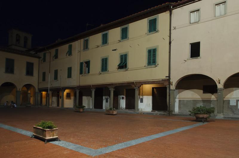 ''Piazza Iacopo Landino'' - Pratovecchio