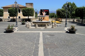 Piazza P. Ginepro Cocchi