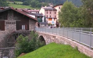 Il ponte del Museo