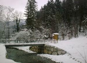 Un ponte contro il caldo