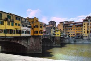 Un tricolore sul Ponte !