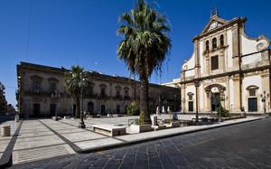 La piazza del_Duomo.