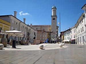 Solleone in Piazza XXIV Maggio
