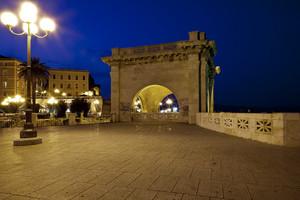 notturno a Castello