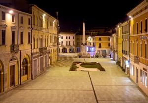 Piazza Garibaldi dall'alto