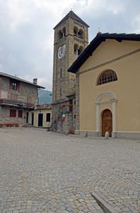 Piazza Antistante la Chiesa