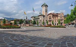 Piazza d'altipiano