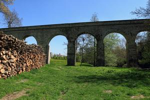 pedonale e acquedotto