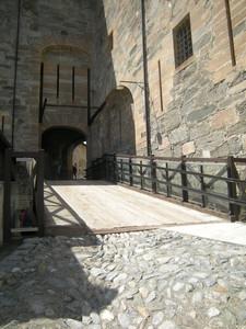 ponte al forte di Exilles