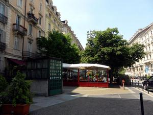 Un angolo di Parigi a Torino