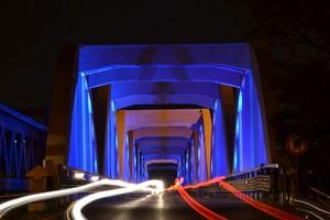 Il ponte degli specchietti