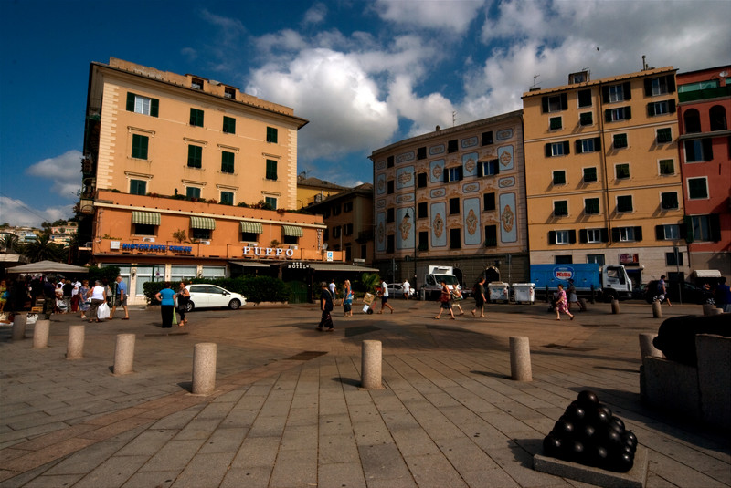 U0027u0027Pegli, Largo Calasettau0027u0027   Genova