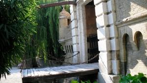 ponte levatorio di Rocca Priora