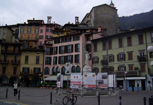 Piazza a Lovere