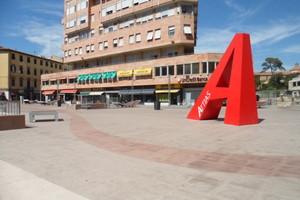 Piazza Attias Livorno