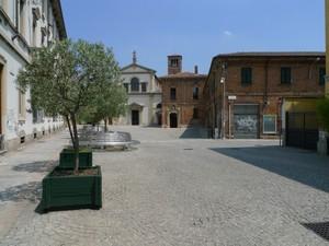 Piazza Carrobiolo