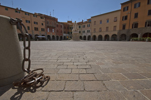 A piazza Dante