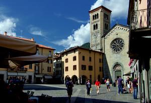 Piazza San Fedele