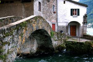 Orrido di Nesso: il ponte della Civera