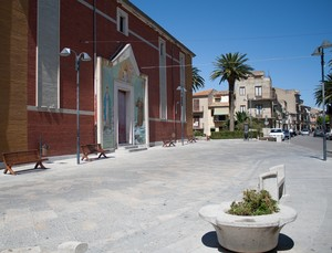Piazza S. Francesco di Paola