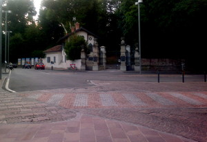 Senago- Piazza Borromeo