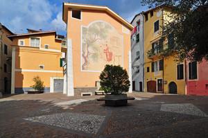 Piazza Padre Santo