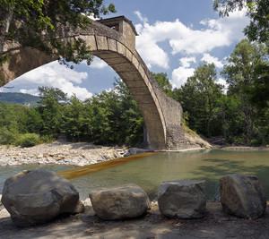 Ponte di Olina (Dedicata ad Augusto)