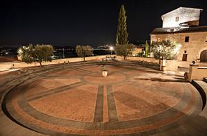 Solomeo – Piazza della Pace