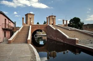 Trepponti…Comacchio